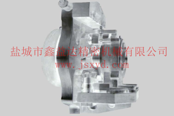 液压夹具设计