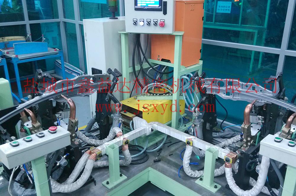东风本田汽车焊接工装
