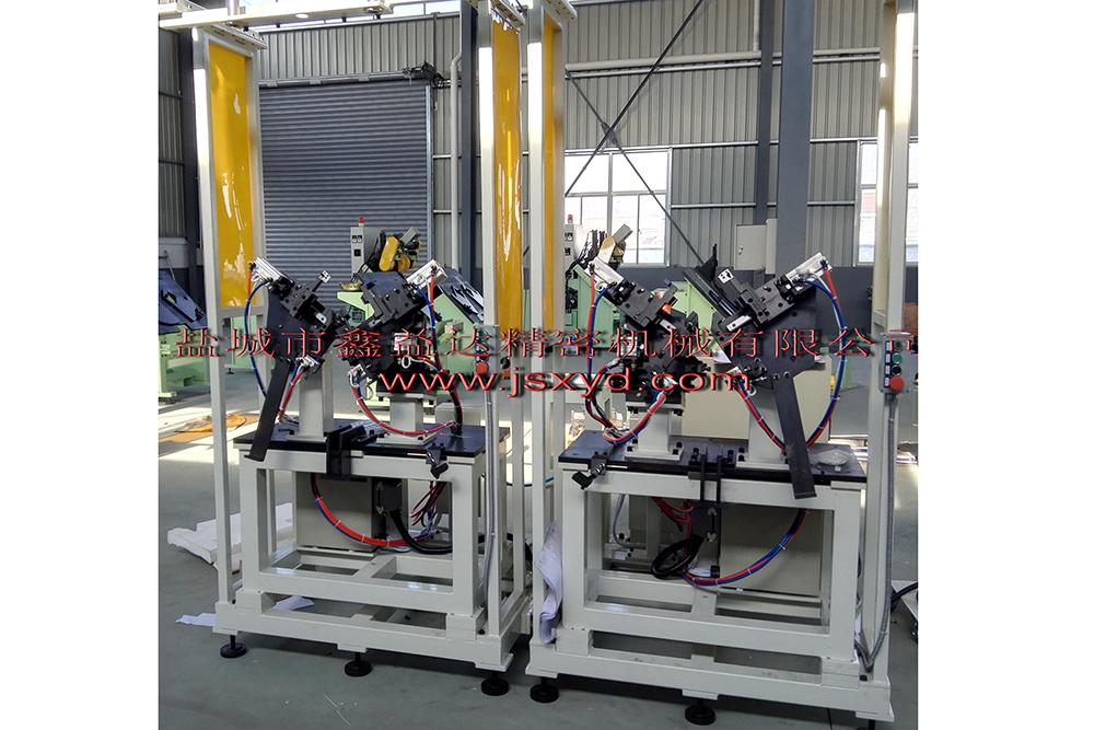 江淮S7车型气车门框焊接工装