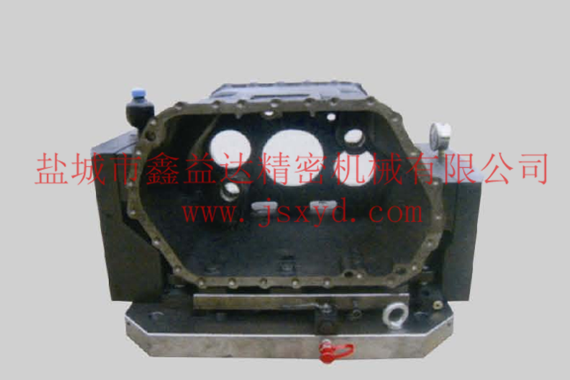 DC090中壳卧加液压夹具