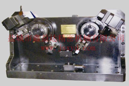 PQ35转向节OP20立加夹具