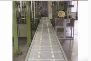 机动板链输送线