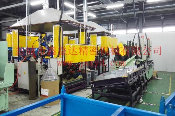 奇瑞T17车型汽车门框焊接工装